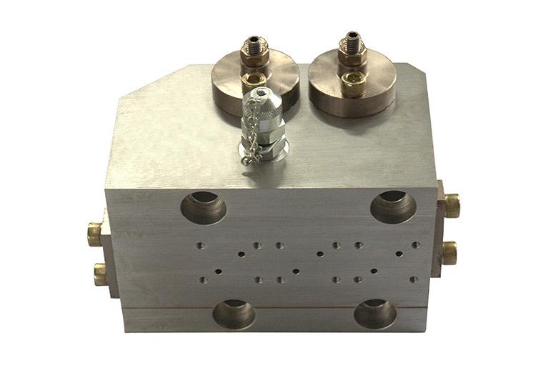 液压机构控制阀