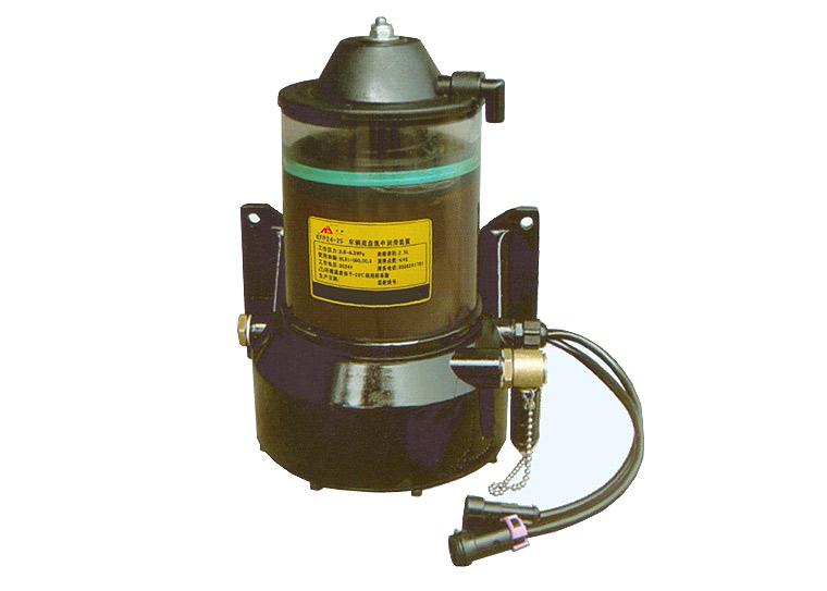集中润滑泵KFP型