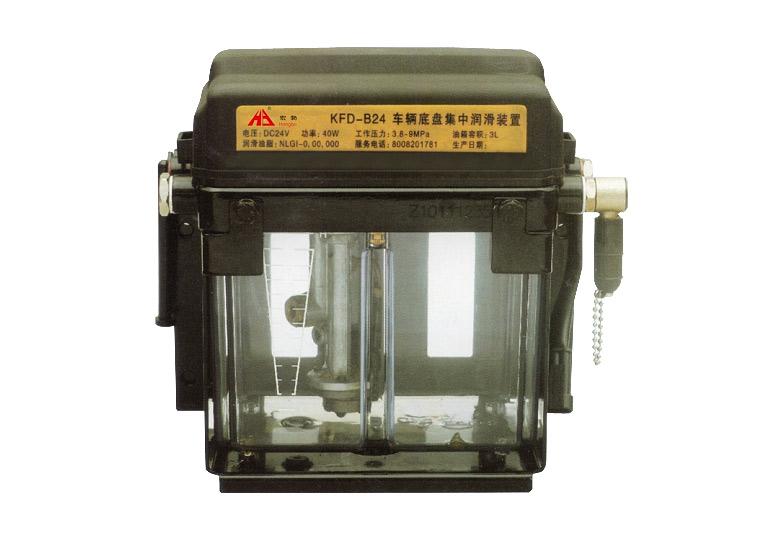 集中润滑泵KFD型