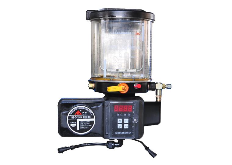 集中润滑泵HB-GC200A
