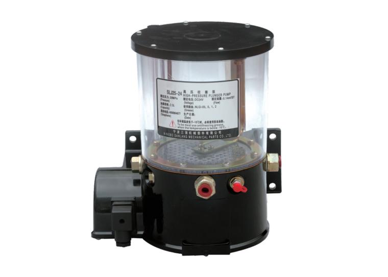 集中润滑泵HBJ型